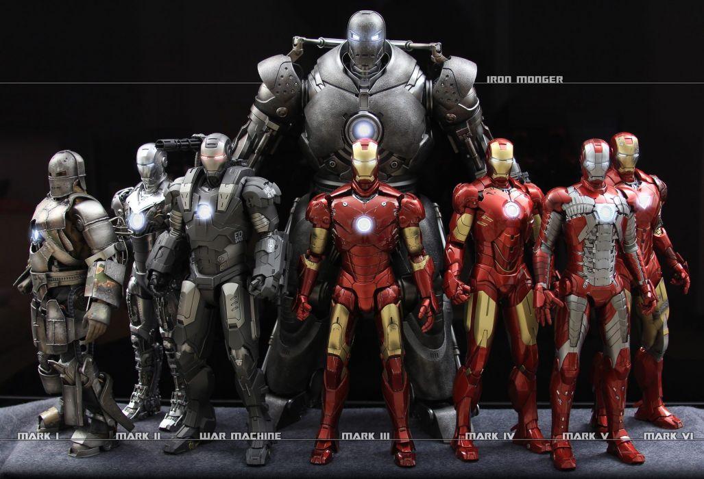 Iron Man comics movies avengers superhero wallpaper