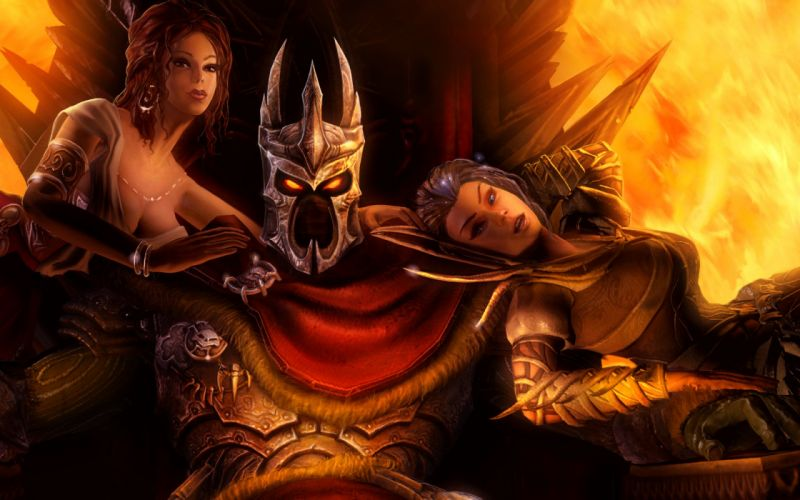 Overlord fantasy wallpaper