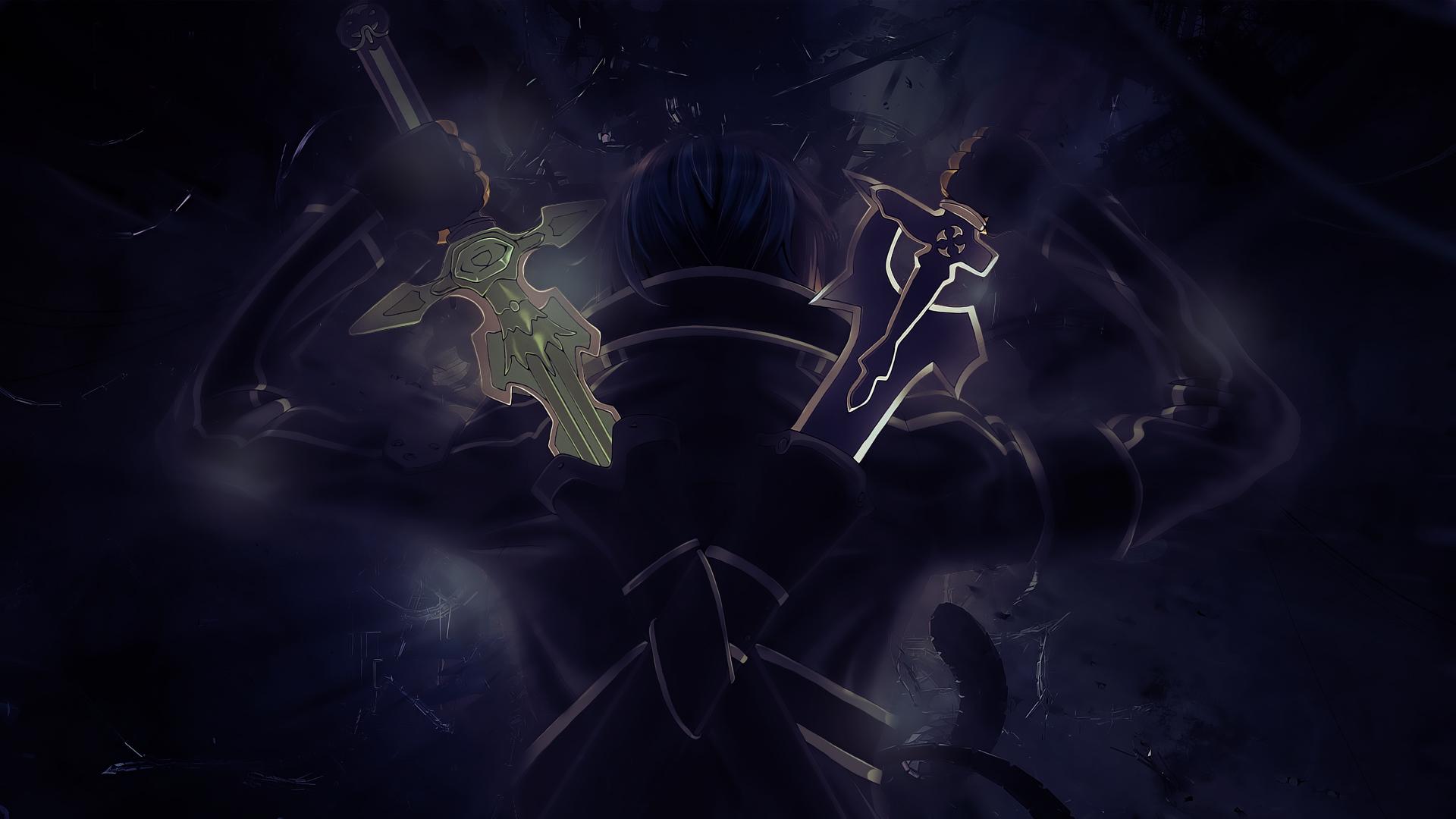 Sword Art Online SAO Anime Swords Wallpaper