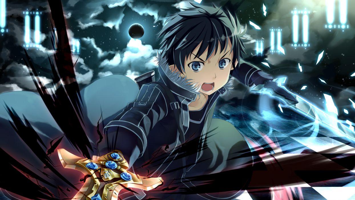 Sword Art Online SAO Anime wallpaper