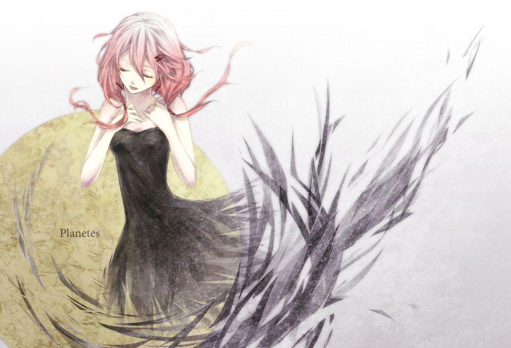 GUILTY CROWN Yuzuriha Inori           v wallpaper