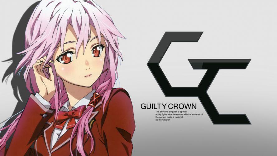 guilty crown yuzuriha inori r wallpaper