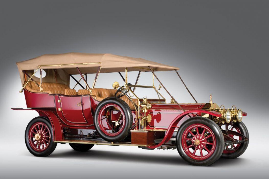 Rolls Royce Silver Ghost 1911 wallpaper