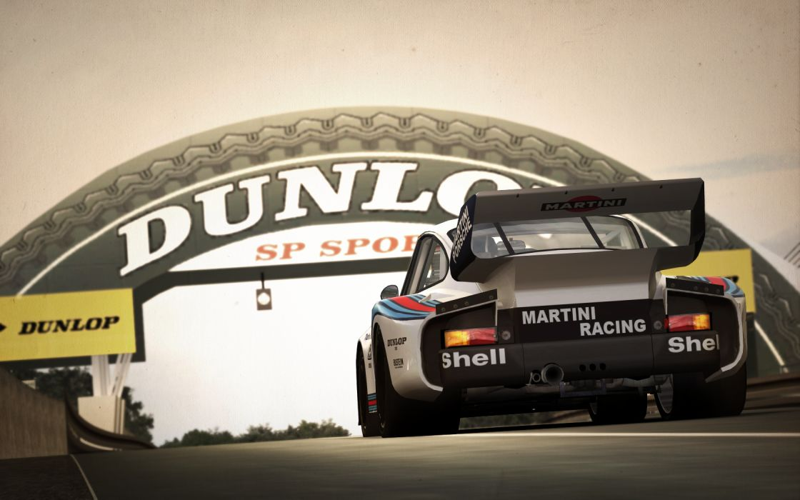 Porsche 935 Turbo 1976 - Martini Racing wallpaper