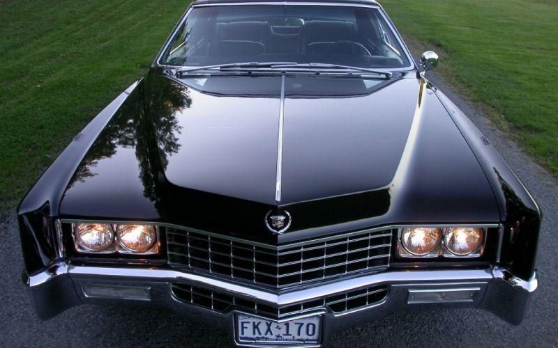 Cadillac Eldorado wallpaper