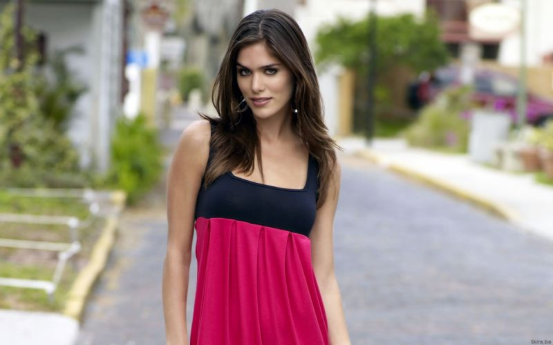Anahi Gonzales models brunettes women females girls sexy babes c wallpaper