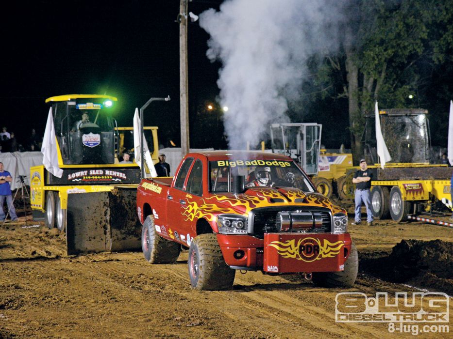Dodge Ram 3500 Rally Truck racing monster trucks wallpaper