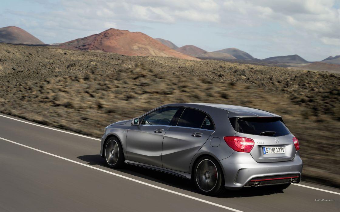 cars Mercedes-Benz Mercedes-Benz A-Class class wallpaper