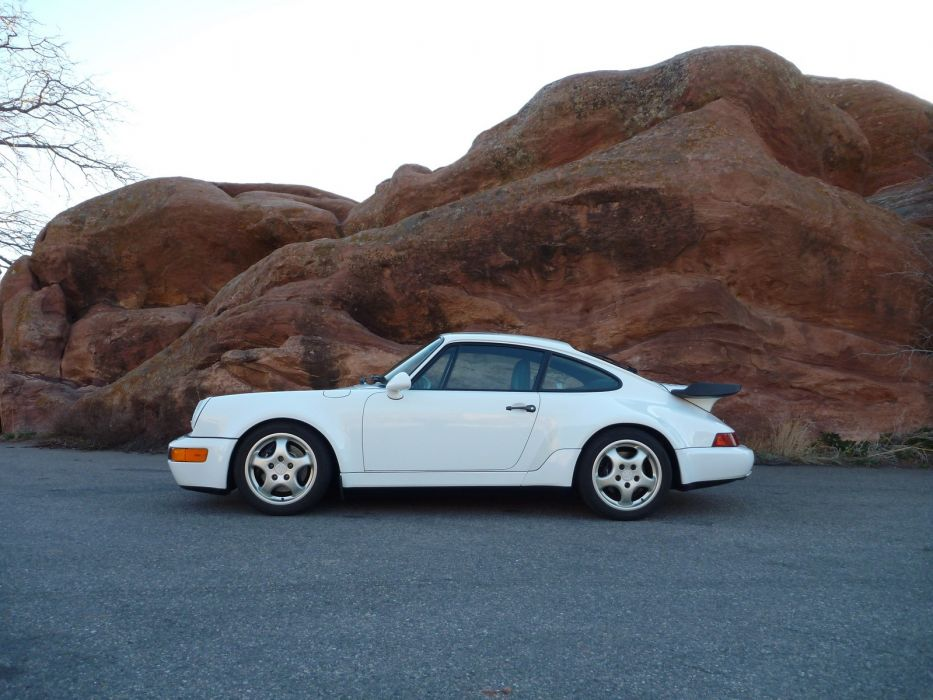 Porsche Porsche 911 Porsche 911 Turbo wallpaper