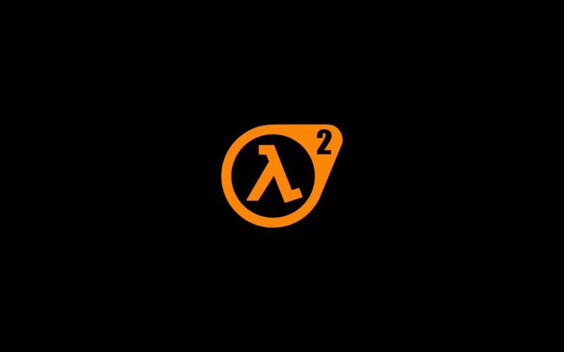 video games Valve Corporation Half-Life Half-Life 2 logos wallpaper