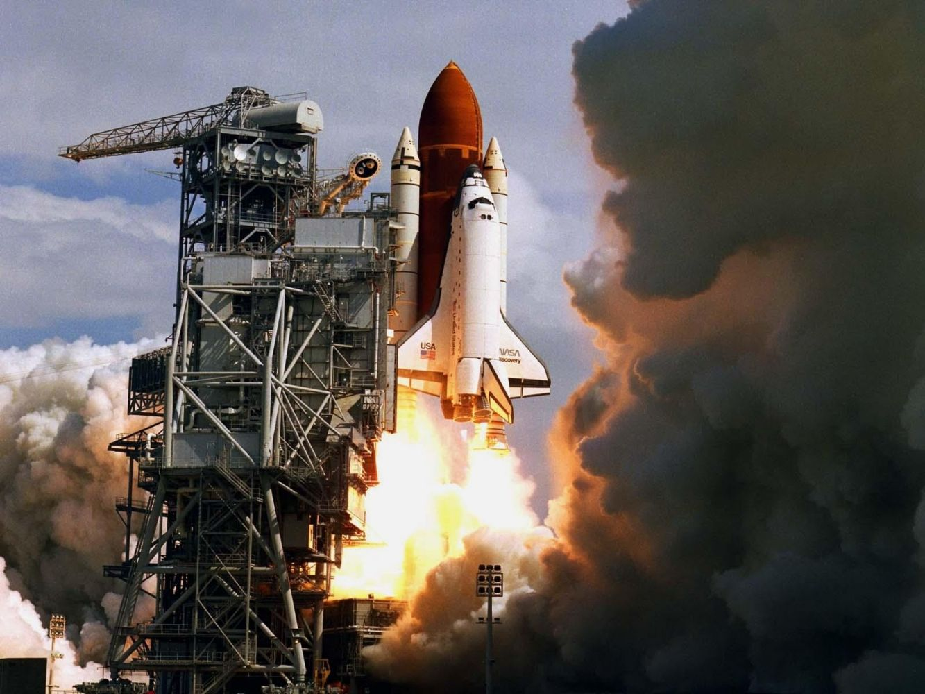 space shuttle disasters - HD1333×1000