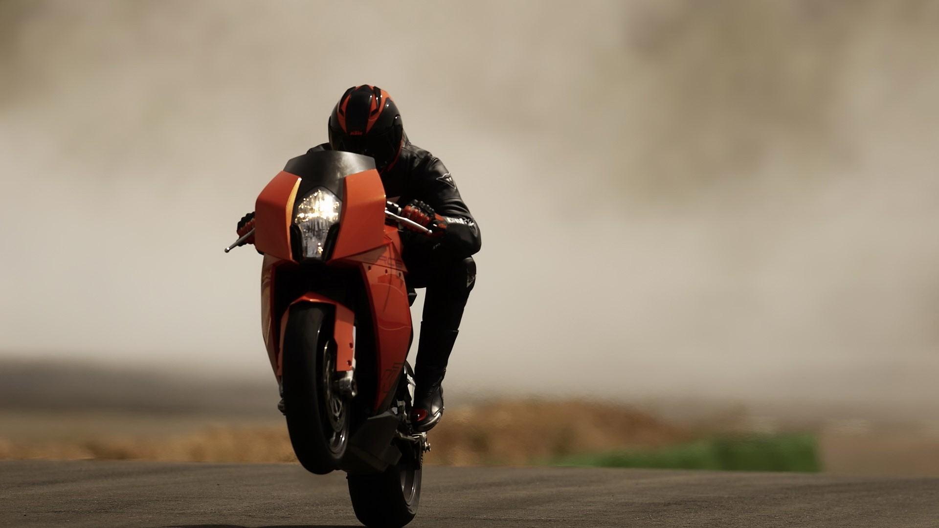 Motorbikes Wheelie Wallpaper  1920x1080 53997 WallpaperUP
