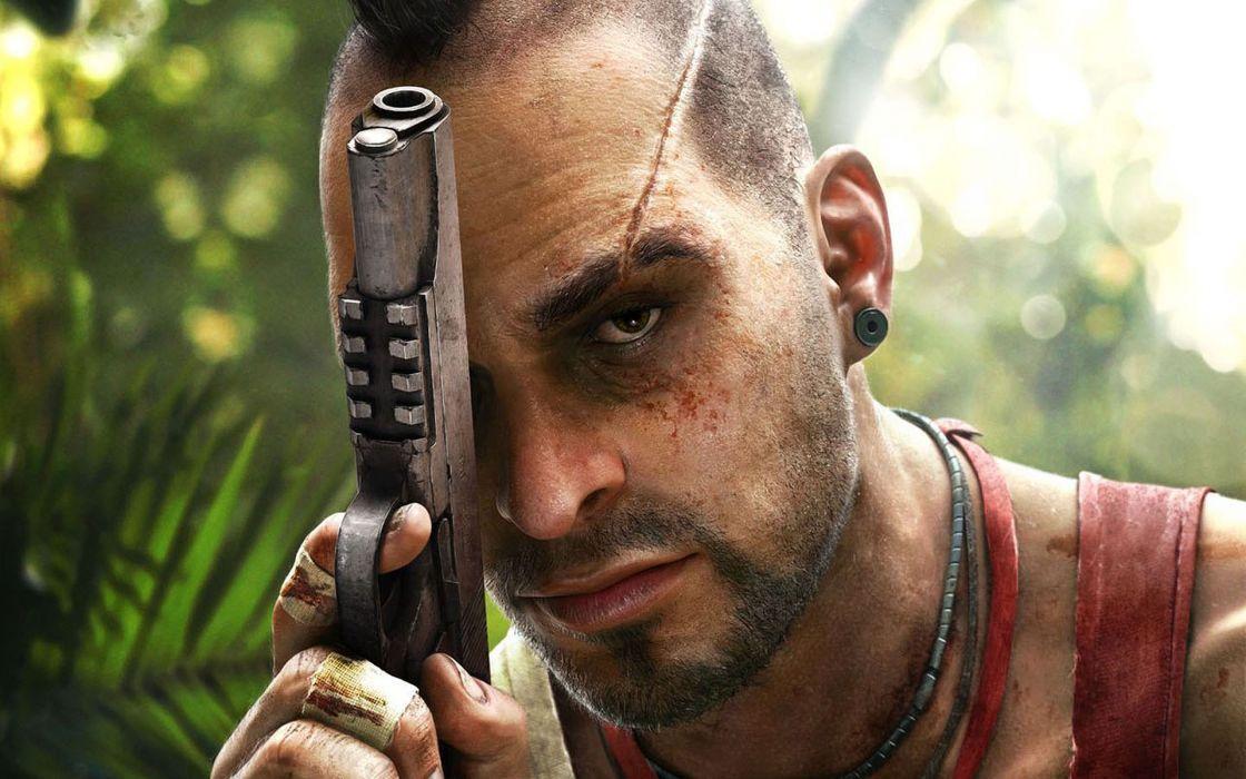 video games Far Cry 3 video game art wallpaper