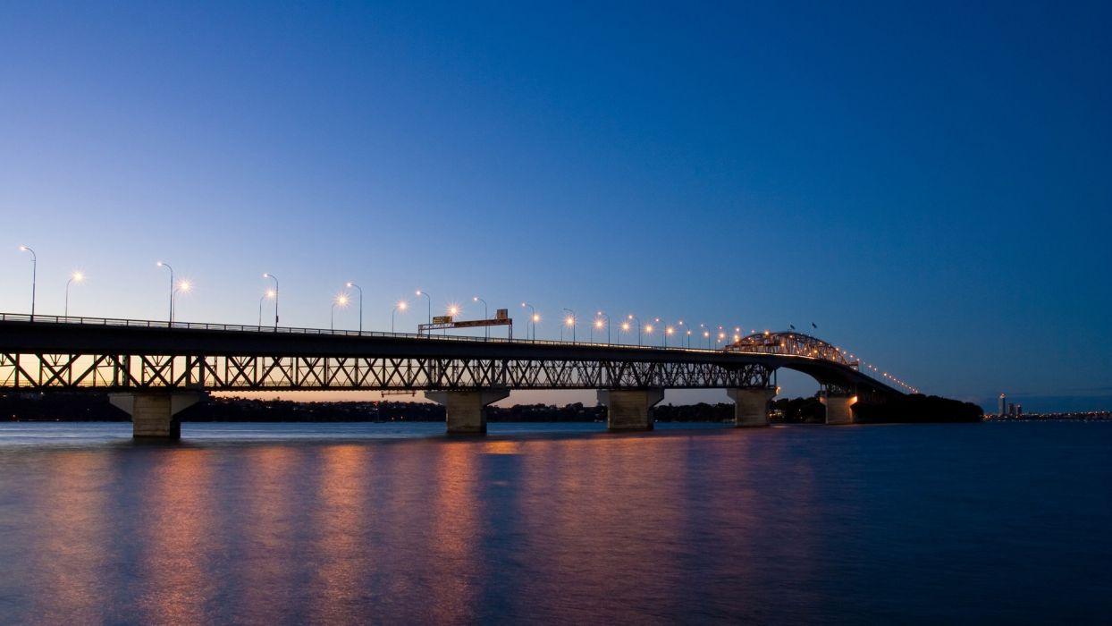 cityscapes bridges urban wallpaper