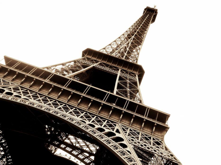Eiffel Tower Paris architecture wallpaper