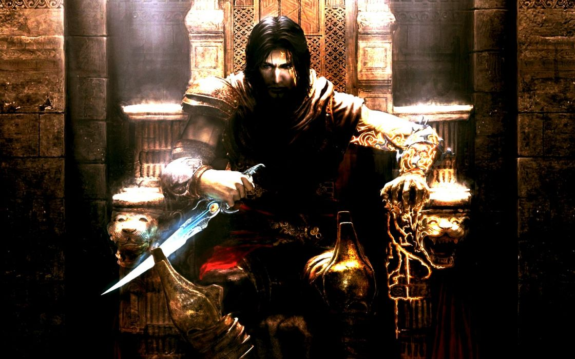 Prince of Persia: The Two Thrones wallpaper
