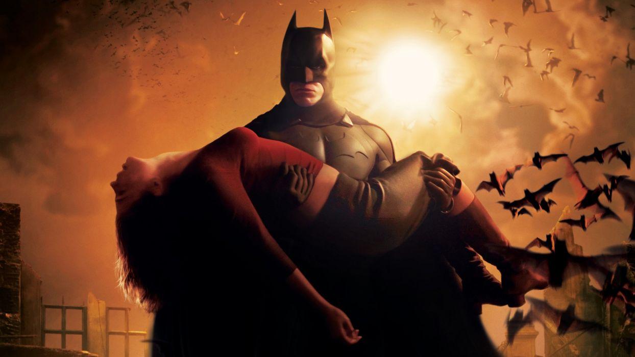 Batman movies Katie Holmes Batman Begins Rachel Dawes wallpaper
