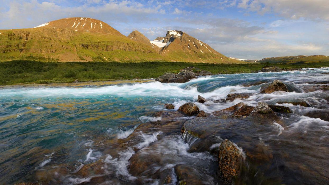 Sweden National Park wallpaper