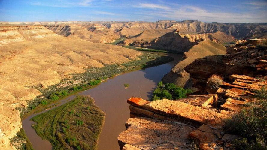 landscapes nature Grand Canyon wallpaper