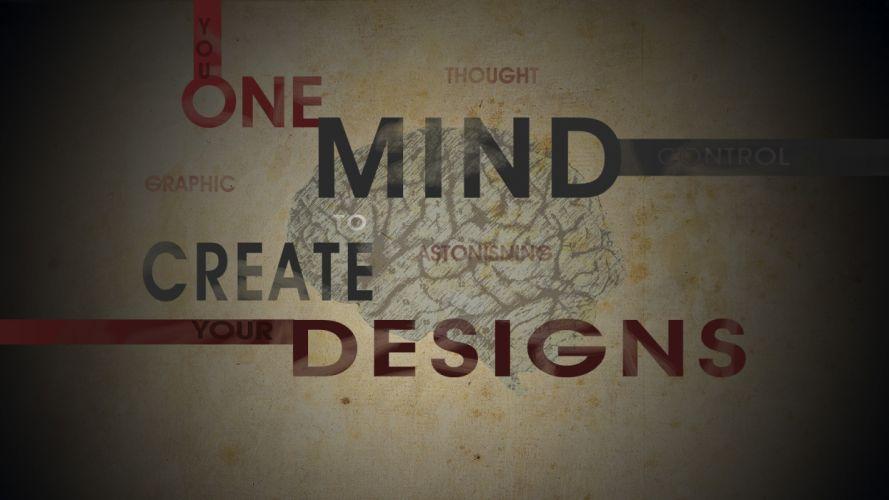 text creativity wallpaper