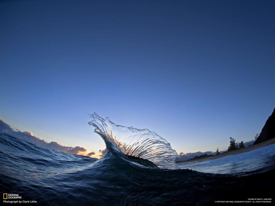 point Hawaii National Geographic Oahu wallpaper