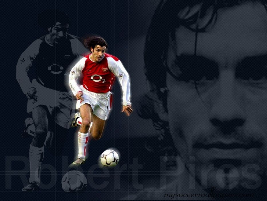 soccer Robert Pires wallpaper