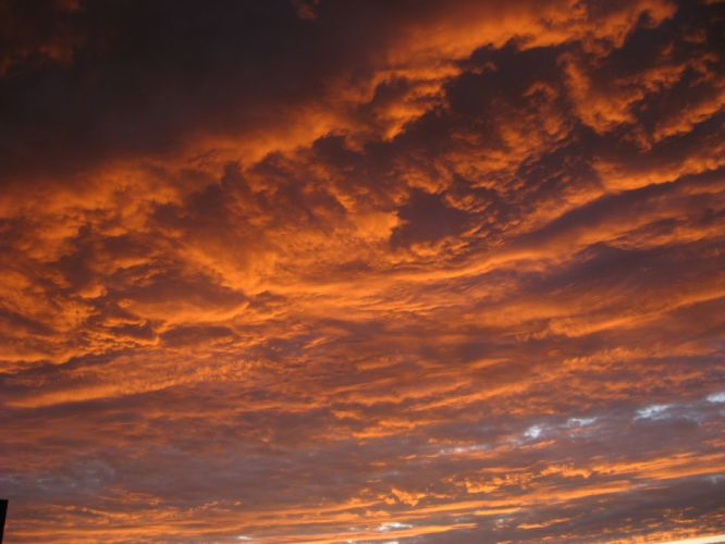sunset clouds skyscapes wallpaper
