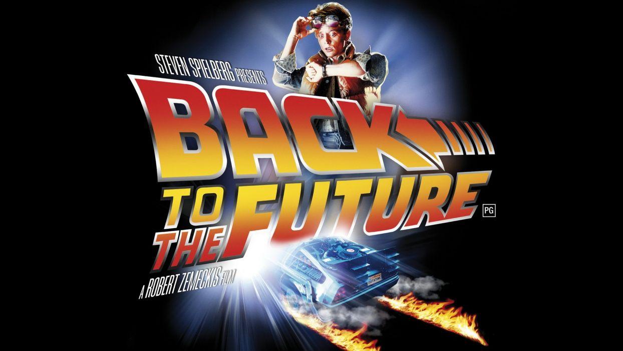 DeLorean film Back to the Future comedy science fiction Hollywood Marty McFly DeLorean DMC-12 wallpaper