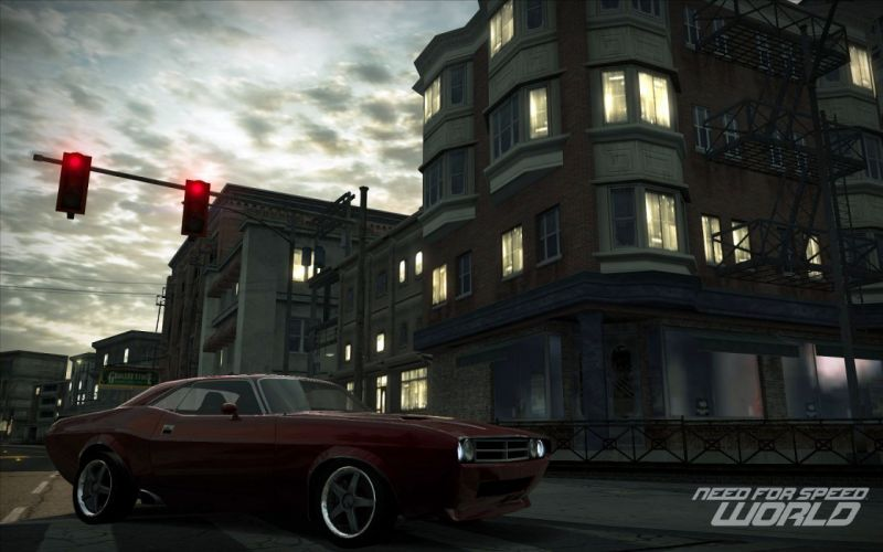 video games cars Need for Speed Need for Speed World Dodge Challenger SRT8 games pc games wallpaper