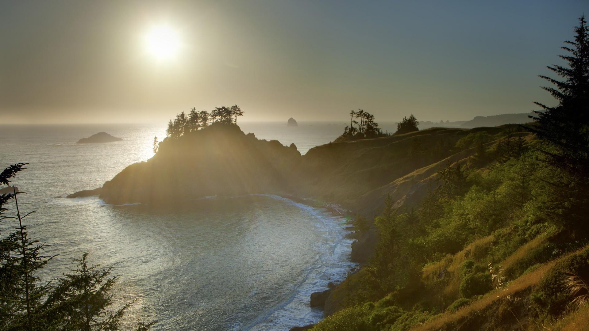 Oregon Coast wallpaper
