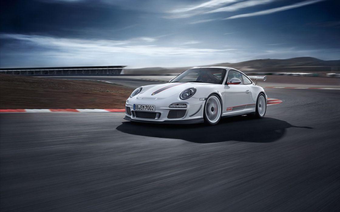 Porsche cars Porsche 911 GT3 RS 4_0 Porsche limited edition wallpaper