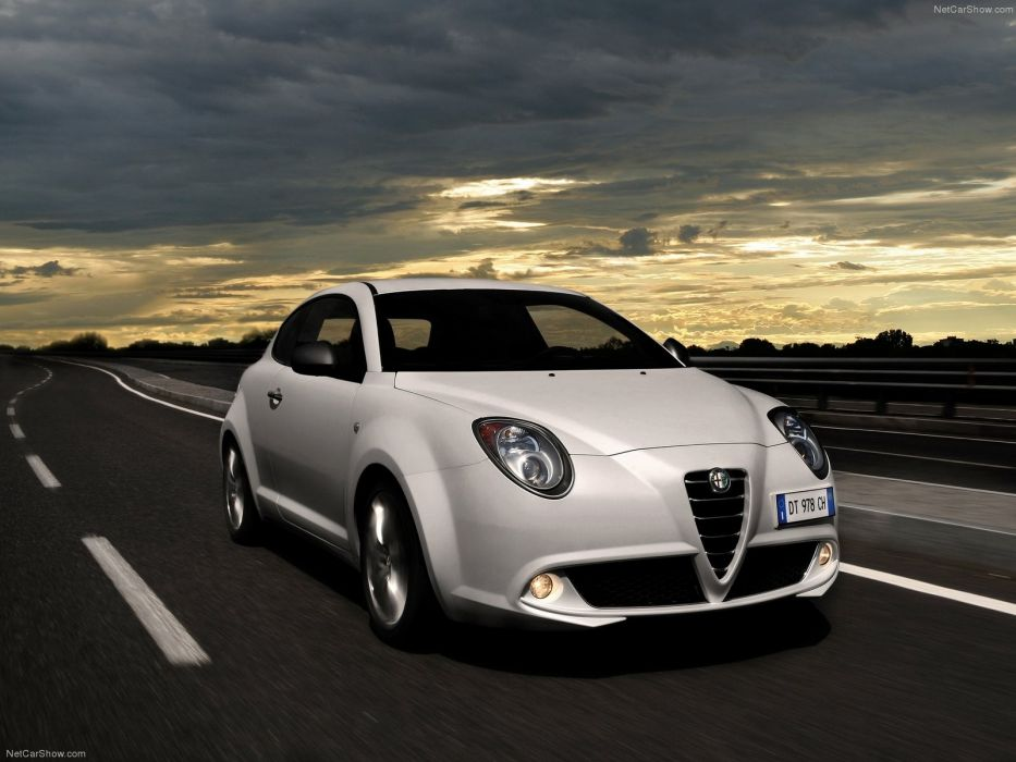 cars Alfa Romeo Alfa Romeo MiTo wallpaper
