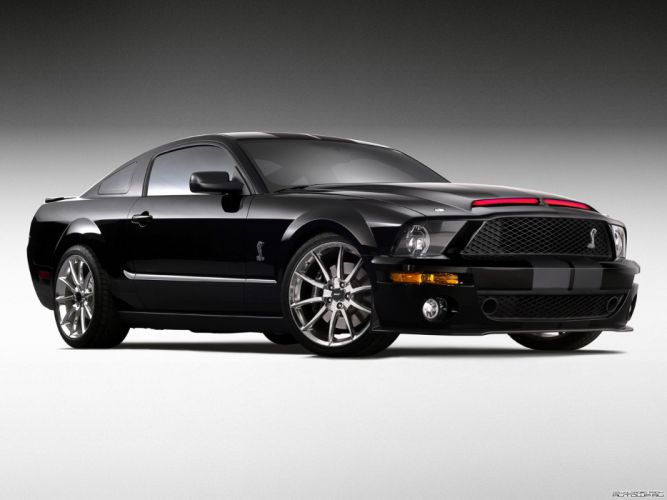 Shelby Mustang Ford Shelby Knight Rider wallpaper