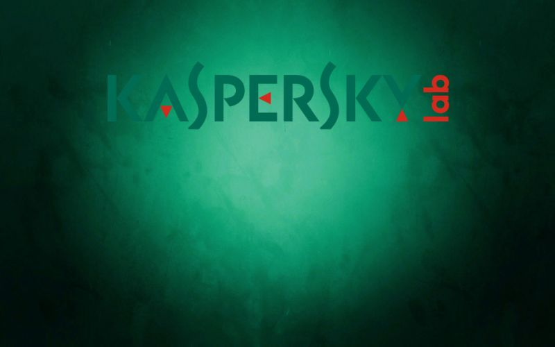 Kaspersky softwares wallpaper