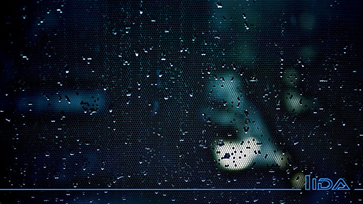 water droplets nets wallpaper