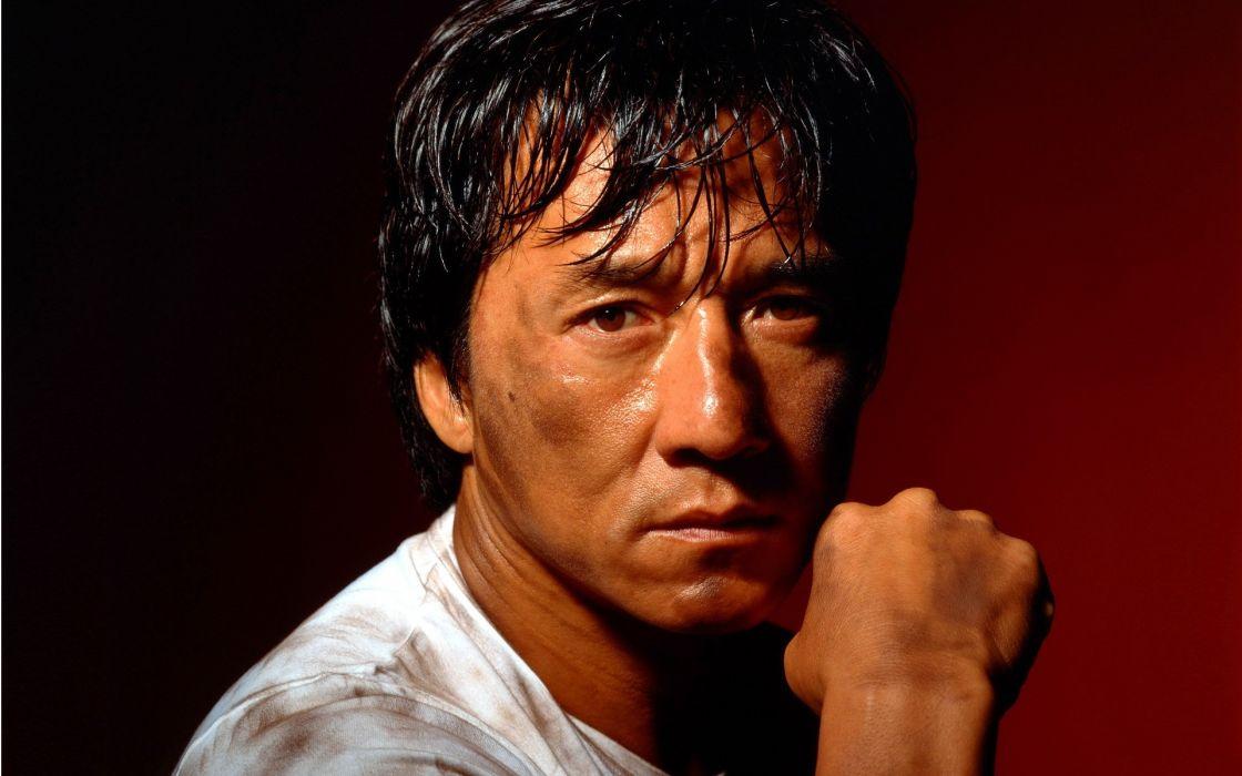 men Asians Jackie Chan actors martial arts wallpaper