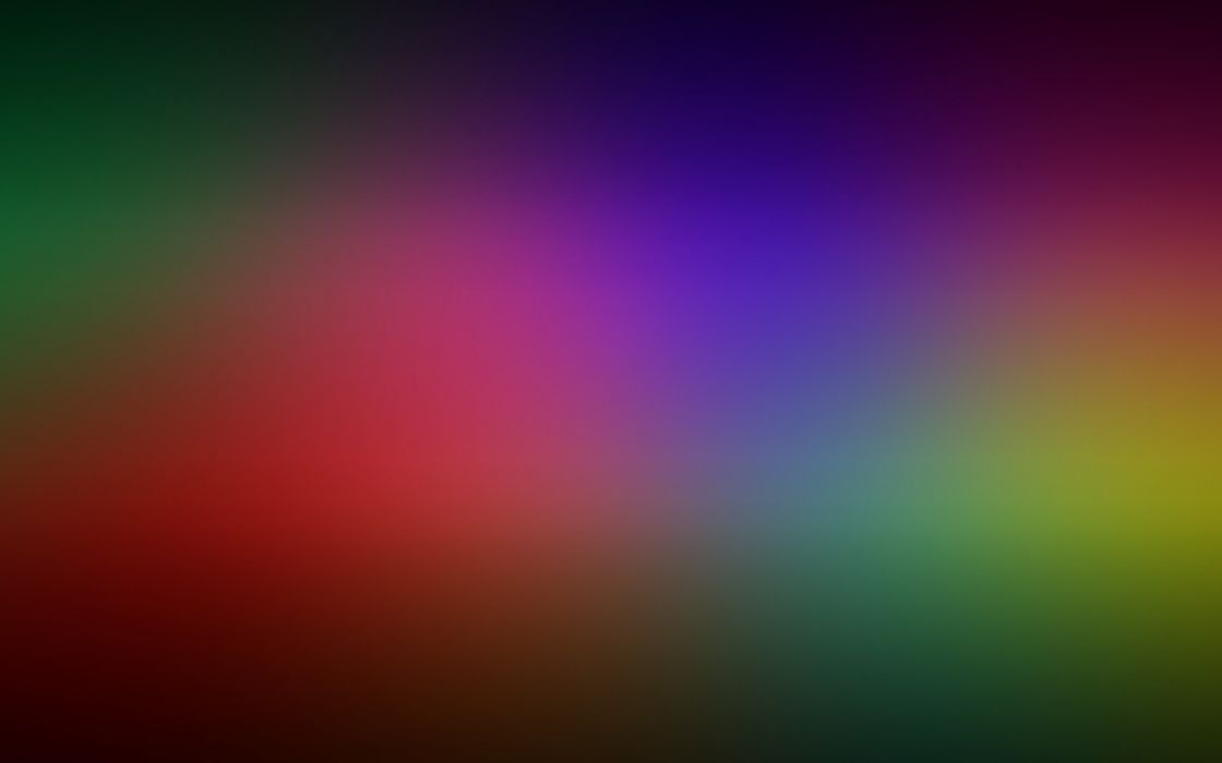 minimalistic multicolor gaussian blur color spectrum wallpaper
