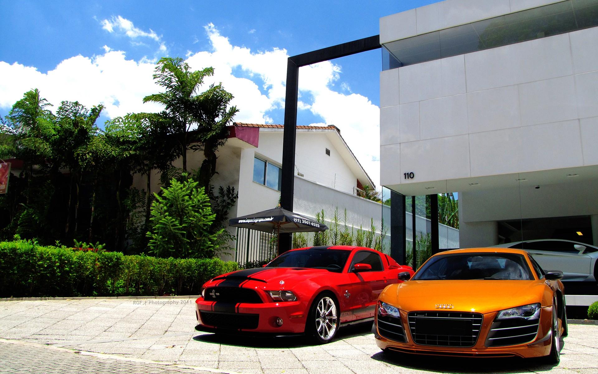 Cars Orange Houses Lamborghini Muscle Cars Supercars Lamborghini