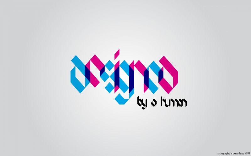 minimalistic design human typography simple background wallpaper