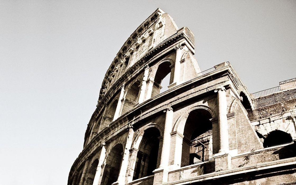 Rome Italy Colosseum Roma wallpaper