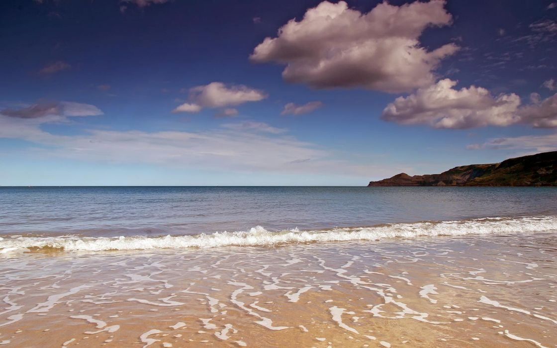 water nature beach seascapes wallpaper