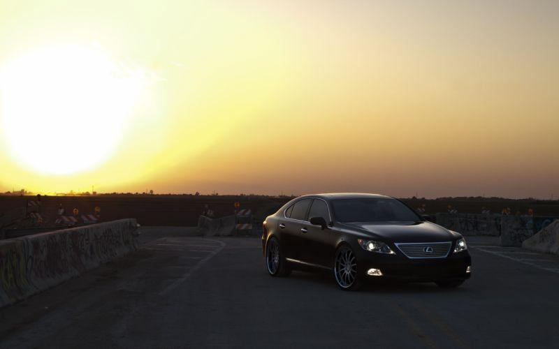 cars Lexus jdm wallpaper