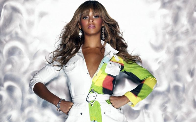women black people models Beyonce Knowles bangs wallpaper