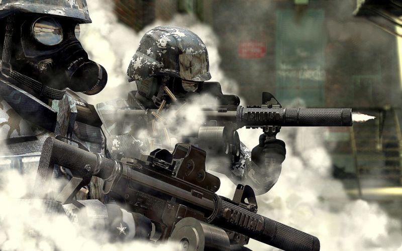 Call of Duty Call Of Duty: Modern Warfare 3 wallpaper