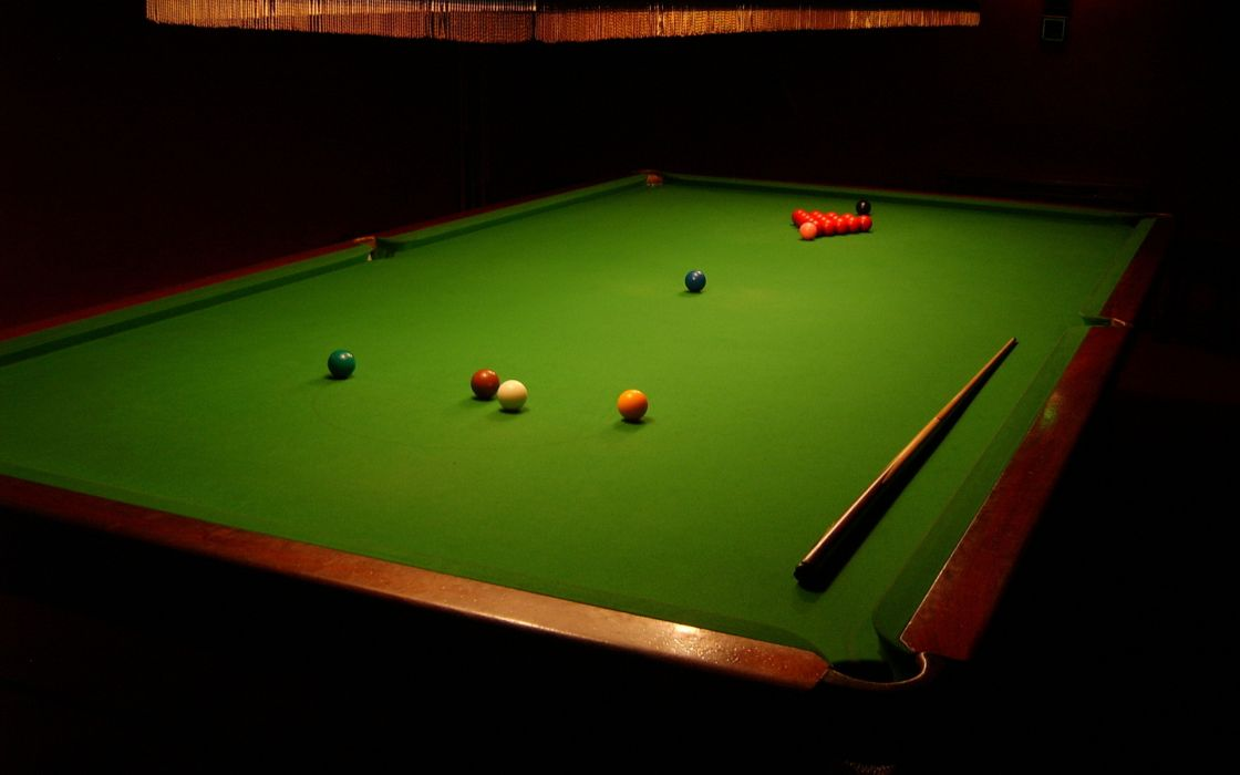 balls  billiards  sport  cue  snooker  table  chandelier pool lights wallpaper
