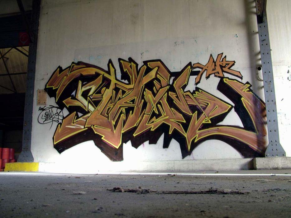 grafitti wallpaper