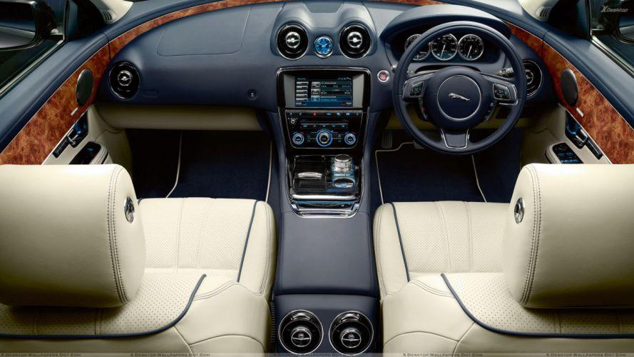 Jaguar Interior wallpaper