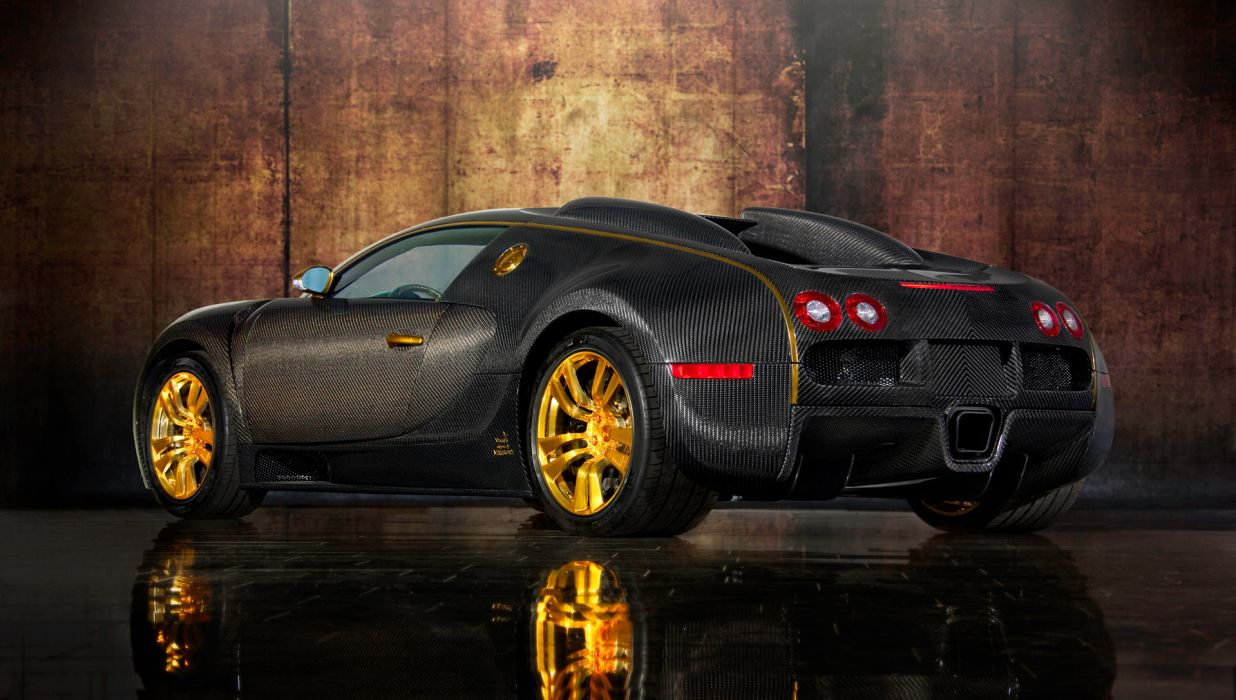 Bugatti Veyron LINEA Vincero supercars tuning wallpaper