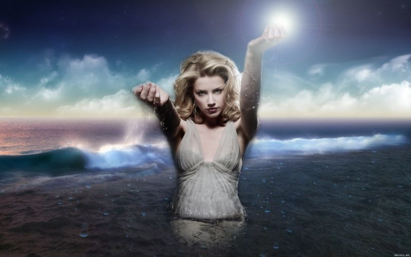 women actress fashion Amber Heard wallpaper