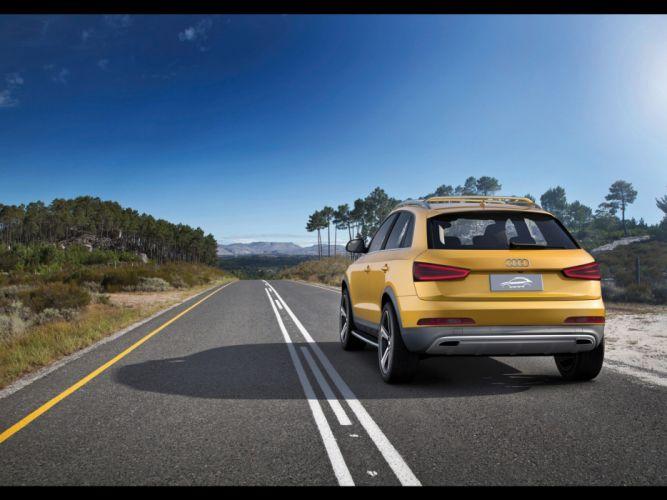 cars supercars static Audi Q3 wallpaper